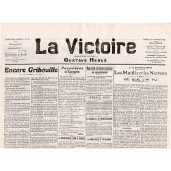 17 janvier 1916 - La Victoire