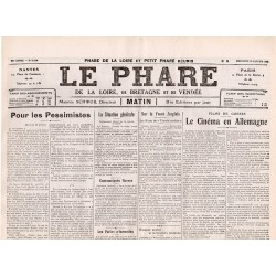 20 janvier 1915 - Le Phare (4 pages)