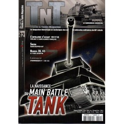 TNT Trucks & Tanks n° 42 - La naissance du MAIN BATTLE TANK