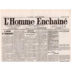 11 août 1915 - L'Homme Enchaîné (2 pages)