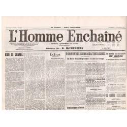 5 novembre 1915 - L'Homme Enchaîné (2 pages)