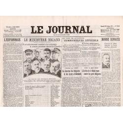 30 octobre 1915 - Le...