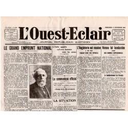 17 novembre 1915 - L'Ouest-Eclair (4 pages)