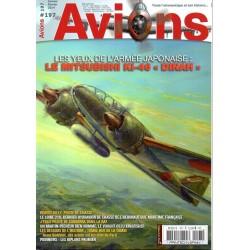 Avions n° 197 -  Les yeux de l'Armée japonaise