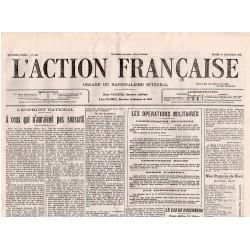 14 décembre 1915 - L'Action Française (4 pages)