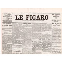 17 juin 1916 - Le Figaro (4 pages)