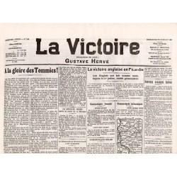16 juillet 1916 - La Victoire (2 pages)