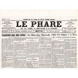 7 juin 1915 - Le Phare (4 pages)