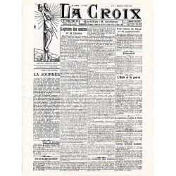 27 avril 1915 - La Croix (8 pages)