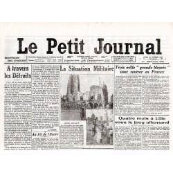 25 février 1915 - Le Petit Journal (4 pages)