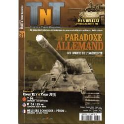 TNT Trucks & Tanks n° 31 - Le Paradoxe allemand : les limites de l'ingéniosité (partie 2)