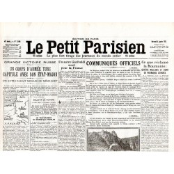 6 janvier 1915 - Le Petit Parisien (4 pages)