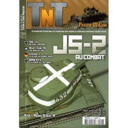 TNT Trucks & Tanks n° 28 - JS-2 au combat