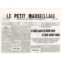 30 août 1914 - Le Petit Marseillais (4 pages)