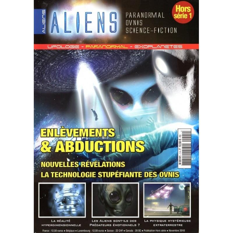 Aliens n° 1H - Enlèvements & Abductions
