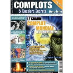 Complots & Dossiers Secrets HS n° 1 - Le Grand Complot Mondial, les plans secrets