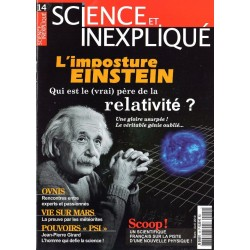 Science et Inexpliqué n° 14 - L'imposture Einstein