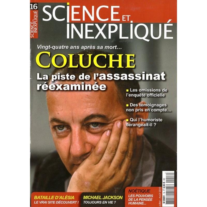 Science et Inexpliqué n° 16 - Coluche, la piste de l'assassinat reéxaminée