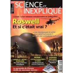 Science et Inexpliqué n° 20 - Roswell : Et si c'était vrai ?