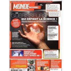 Monde Inconnu n° 371 - Ces guérisseurs qui défient la science !