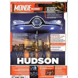 Monde Inconnu n° 372 - Vague Ovni sur Hudson