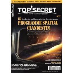 Top Secret n° 77 - Le programme spatial clandestin