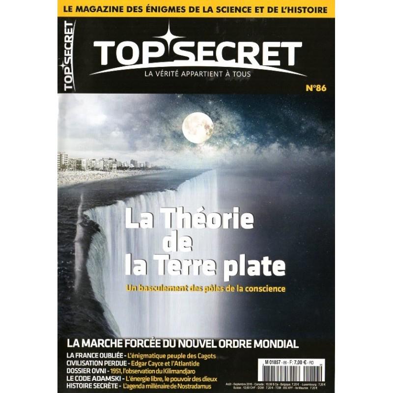 Top Secret n° 86 - La Théorie de la Terre Plate