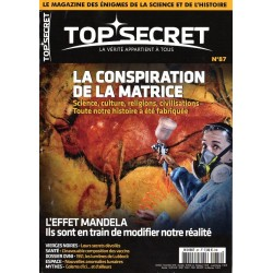 Top Secret n° 87 - La conspiration de la Matrice