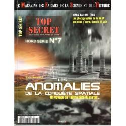 Top Secret n° 7H (Hors-série) - Les anomalies de la conquête spatiale
