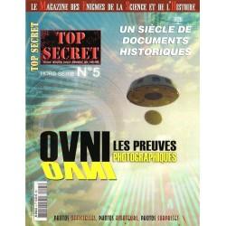 Top Secret n° 5H (Hors-série) - Ovni, les preuves photographiques