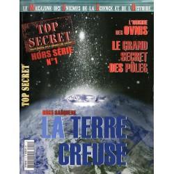 Top Secret n° 1H (Hors-série) - La Terre Creuse (Roch Saüquere)