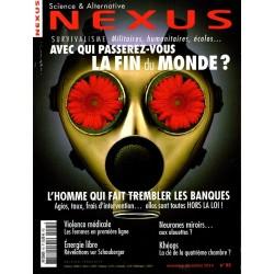 Nexus n° 95 - Survivalisme, avec qui passerez-vous la Fin du Monde ?