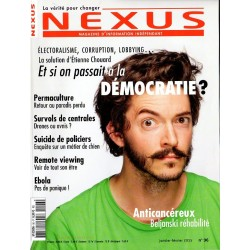 Nexus n° 96 - Et si on passait à la Démocratie ?