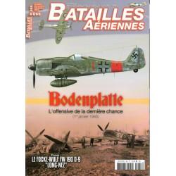 Batailles Aériennes n° 66 - Bodenplatte, l'offensive de la dernière chance
