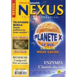 Nexus n° 30 - Planète X, ce que la Nasa nous cache