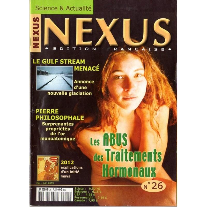 Nexus n° 26 - Les abus des traitements hormonaux