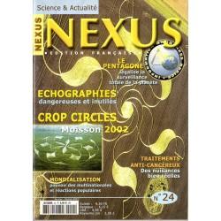 Nexus n° 24 - Echographies, dangereuses et inutiles - Crop Circles 2012