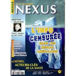 Nexus n° 31 - L'info censurée dans les médias américains