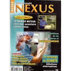 Nexus n° 34 - Le premier moteur électrique surunitaire commercialisé