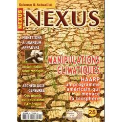 Nexus n° 28 - Manipulations climatiques, HAARP, un programme américain qui menace la biosphère