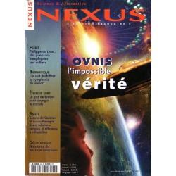 Nexus n° 48 - OVNIS, l'impossible vérité