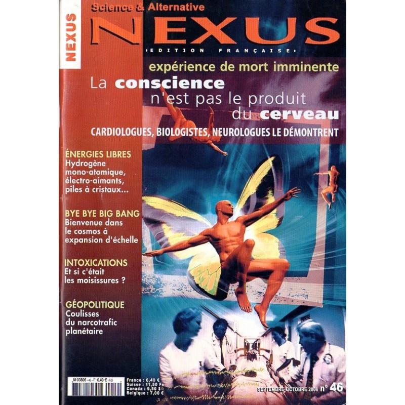 Nexus n° 46 - Expérience de Mort Imminente, la conscience n'est pas le produit du cerveau