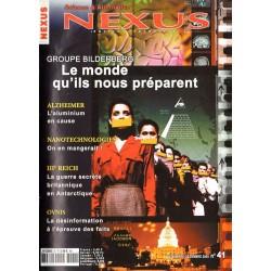 Nexus n° 41 - Groupe Bildeberg, le monde qu'ils nous préparent