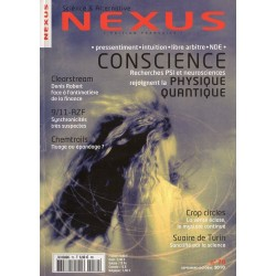 Nexus n° 70 - Conscience, recherches et neurosciences rejoignent  la physique quantique