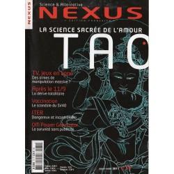 Nexus n° 75 - La science sacrée de l'amour : TAO