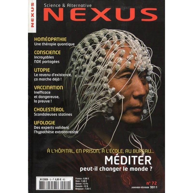 Nexus n° 72 - Méditer peut-il changer le monde ?