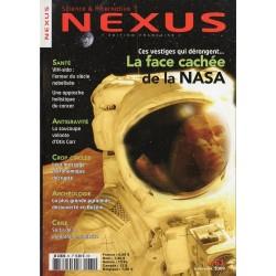 Nexus n° 61 - Ces vestiges qui dérangent : La face cachée de la Nasa