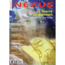 Nexus n° 63 - La liberté en dormant, les clés du rêve lucide