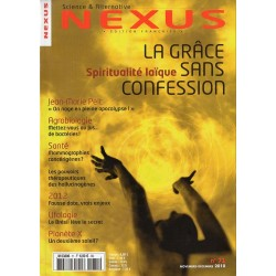 Nexus n° 71 - La Grâce sans confession, spiritualité laïque