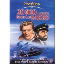 20000 lieues sous les Mers (Kirk Douglas) - DVD Zone 2